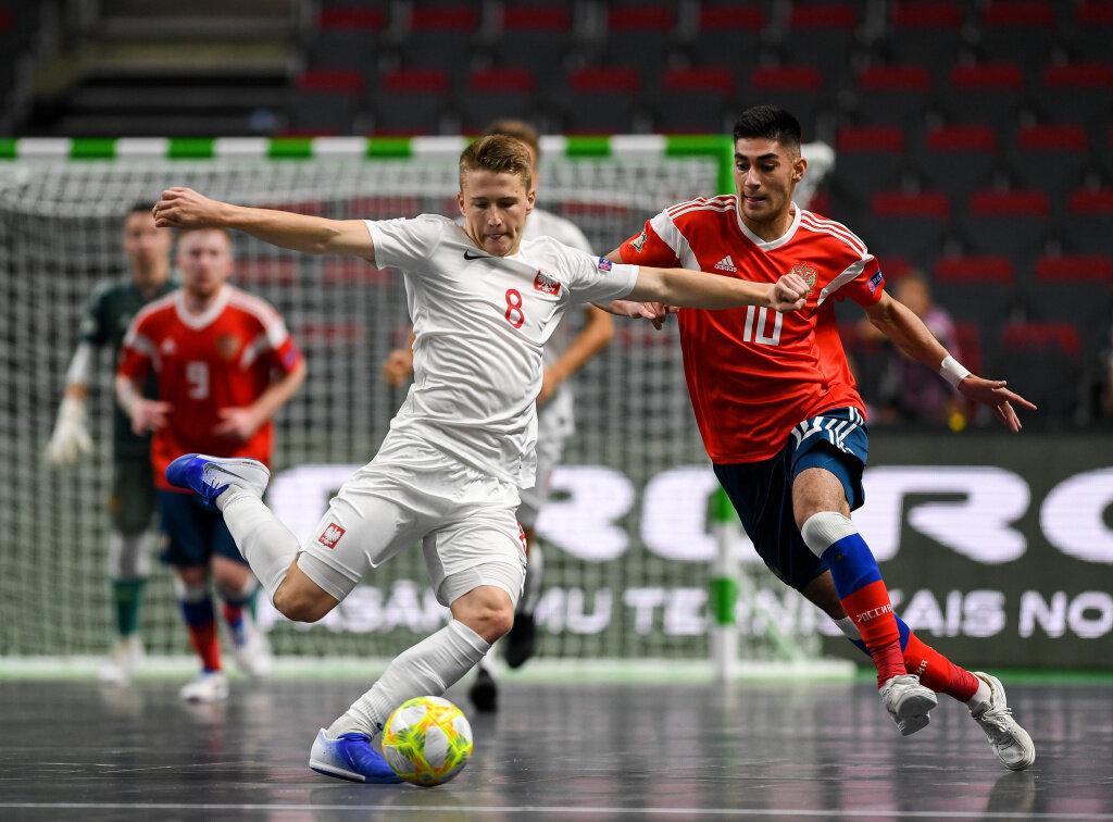 Россия U-19 - Польша-U19