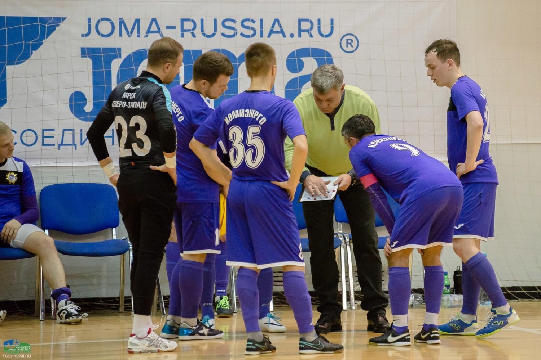 Исторический очерк о мини-футбольных командах Сыктывкара