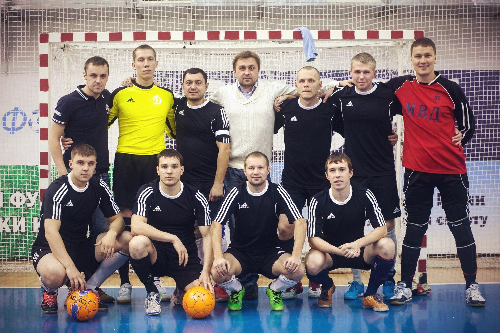 Исторический очерк о командах Сыктывкара