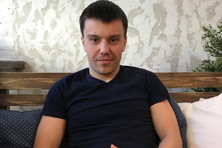 Интервью с Вадимом Максимовым