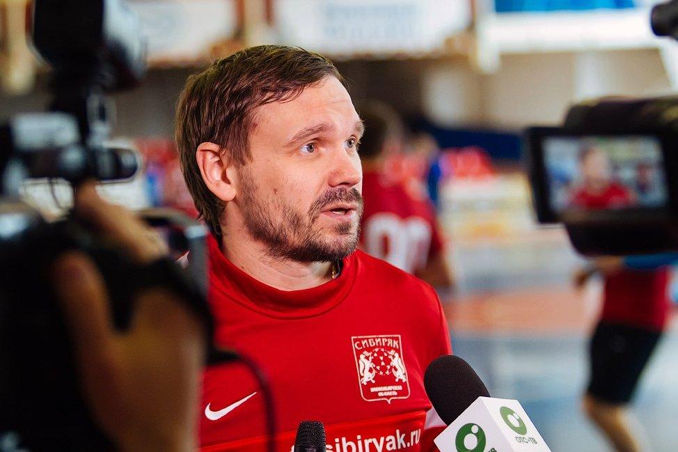 Главный гвардеец российского мини-футбола