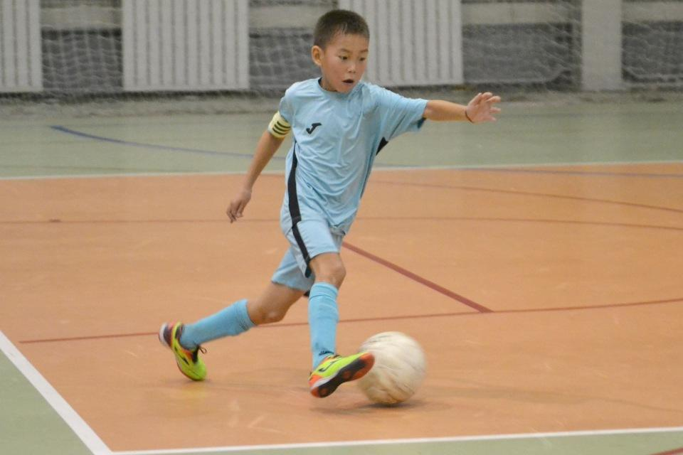 Мини-футбол в детстве. Когда правильно начинать занятия