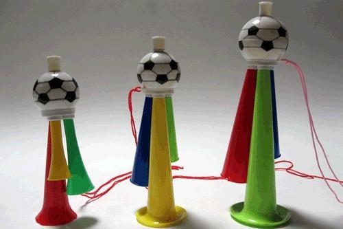 Атрибуты мини-футбольного болельщика